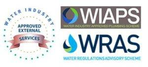 water industry approved plumbing scheme